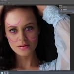 retusz zdjęcia w profesjonalnym programie photoshop
