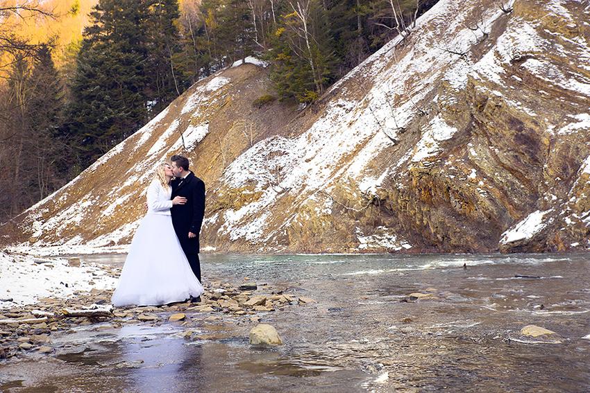kreacja obrazu fotografia ślubna